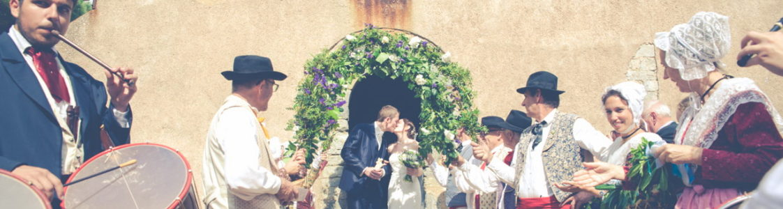 Mariage provençal au domaine de la Bouverie