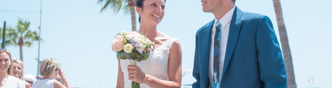 Mariage sur l'île de Bendor
