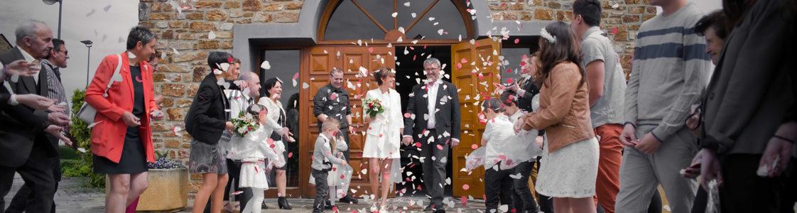 Mariage dans l'Aveyron à Luc – La Primaube