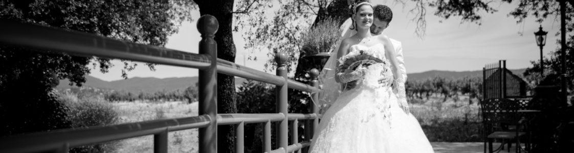 Mariage au Mas du Lingousto