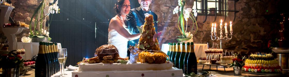 Mariage au Mas du Pourret