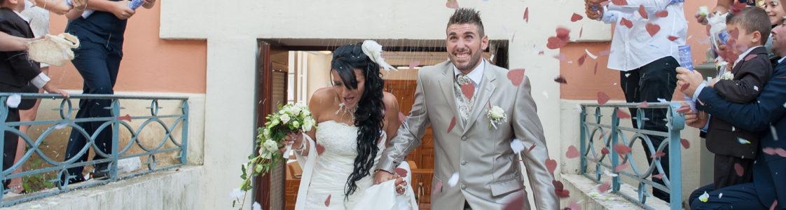 Mariage à Camps dans le Var