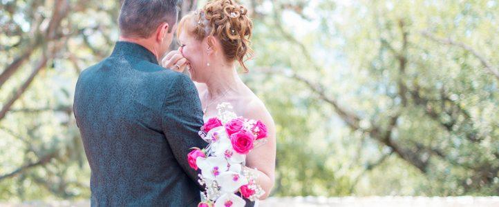 Photographe de Mariage entre Beausset et Castellet dans le Var