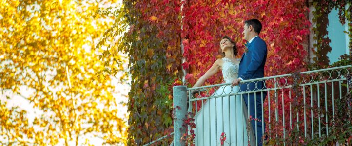Shooting inspiration mariage – Thème automne