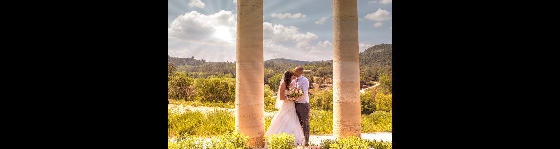 Mariage du domaine de Fontainebleau à l'Auberge des Tuileries