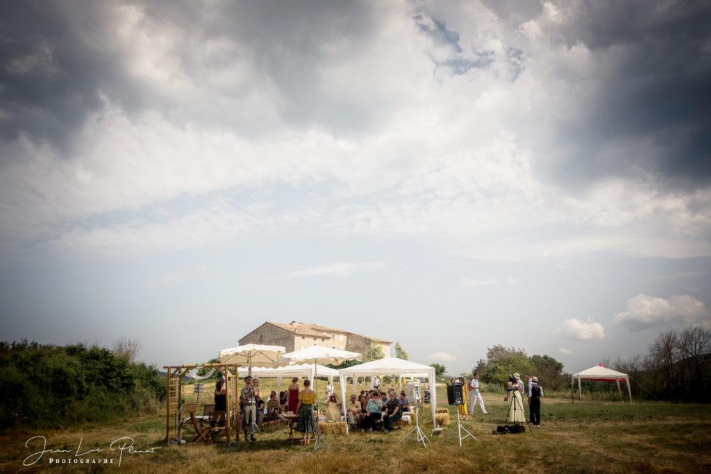 Mariage Domaine de la Roquette