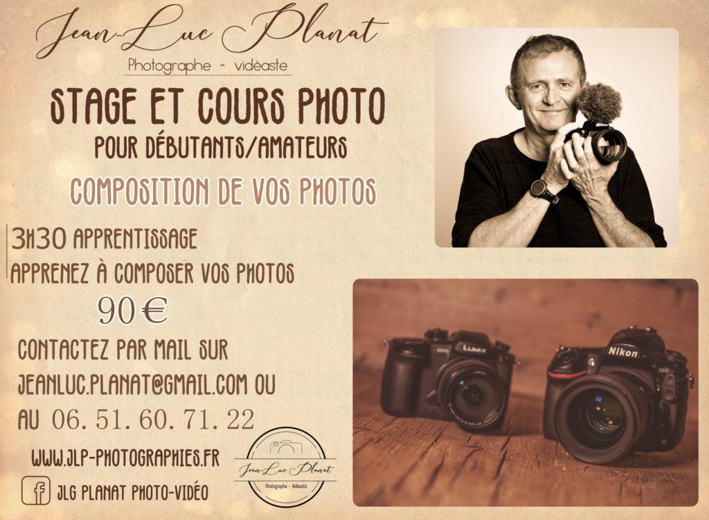 cours photo Composition de vos photos