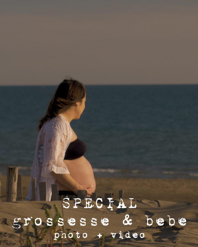 seance grossesse & bébé lifstyle paca occitanie